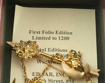 Edgar Berebi Limited Edition Brooch