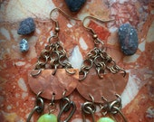 Earrings: Heavy Metal Viking