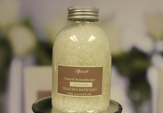 how to make bath salt scrub with essential oils