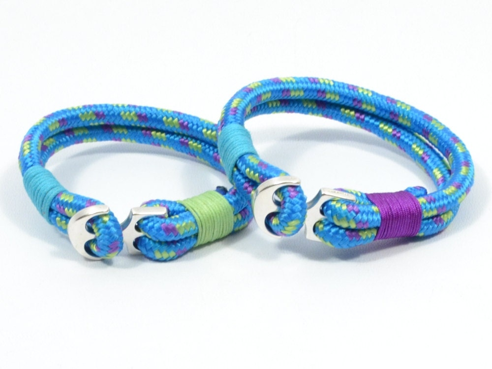 couples paracord bracelet couples anchor bracelet matching