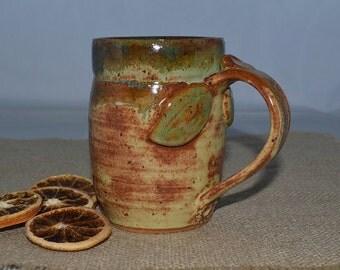 Handmade mug, coffee mug, drinkware, tea cup, mug, pottery mug, ceramic mug, soup mug