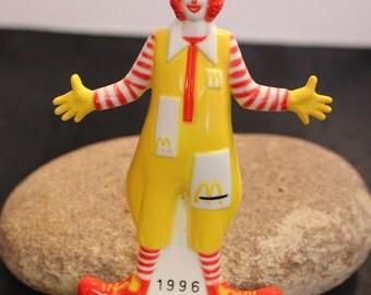 Vintage McDonalds Ronald McDonald Worldwide Convention New Orleans Ornament