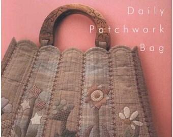 50 Patchwork Bag Patterns - Quilt Patterns - Patchwork Patterns - Patchwork - Quilt - Patterns - Japanese - Ebook - PDF - Instant Download
