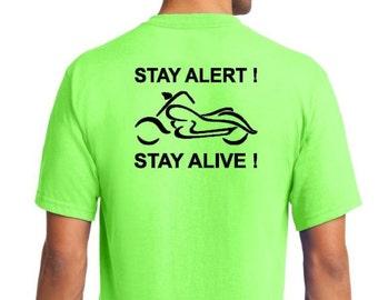 Stay alert stay alive !