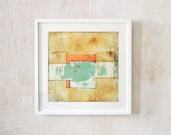 327 - Fine Art Print, Pigment Print, Giclee, Poster, Wall Art Print, Office Decor, Abstract Art