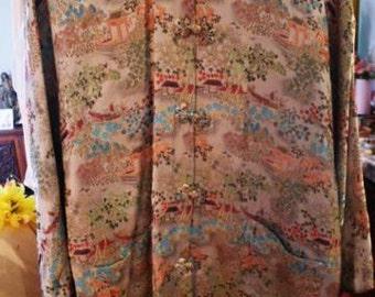 Oriental Jacket/Kimono