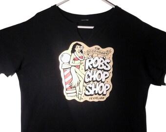 Vintage Rob's Chop Shop T-Shirt