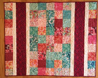 Small Handmade Quilt