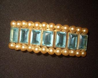 1930s Art Deco Brooch Pin
