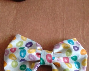 Jelly Bean Hairbow