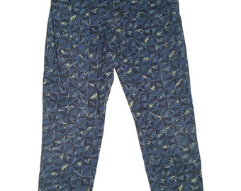 Marimekko jeans from the 80s