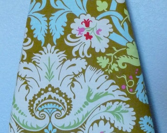 Brown Acanthus Ironing Board Cover