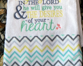 Delight Yourself Dish Towel