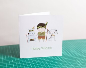 Handmade Card - Any Occasion