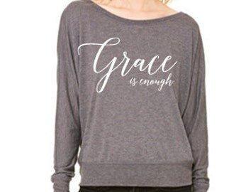 Grace is Enough Tee