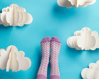 Ziggy Brilliant Lavender Socks for Women