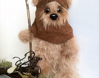Star Wars Ewok. Crochet toy