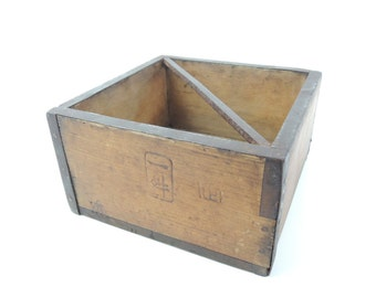 Antique Japanese Measuring Box, Masu, One sho masu