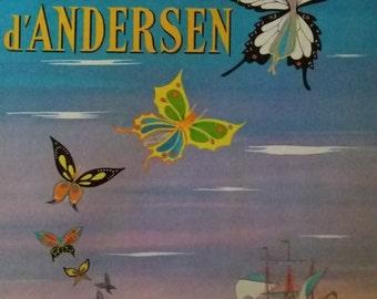 Tales of Hans Christian Andersen. 1962 children