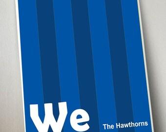 West Brom A3 Digital Print