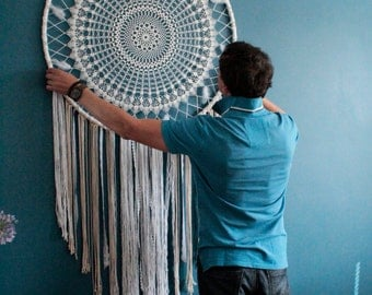 How To Make A Big Dream Catcher Etsy Your place to buy and sell all things handmade 18
