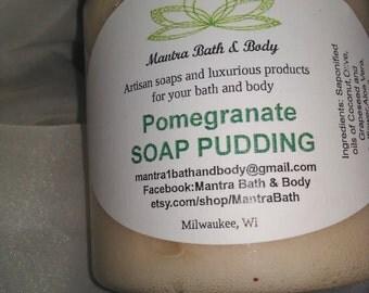 Soap Pudding