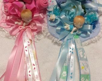 Baby Shower Corsage SALE