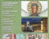 Somerset Workshop Magazine Premiere Issue 2006 by Somerset Studio, Destash Supplies