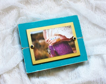 Picture Frames Distressed | Distressed Wood | Picture Frame 4x6