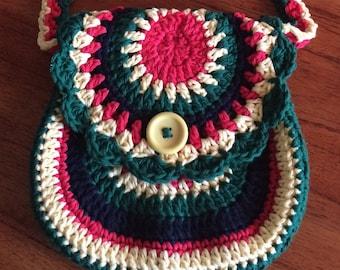 Purse Girls shoulder bag