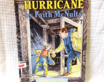 "1983 ""Hurricane"" by Faith McNulty Papberback Book"