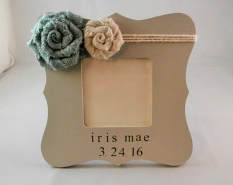 New Baby gifts personalized baby frames for baby room