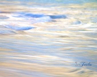 Aqua Pura ~ Caribbean, St. Martin, Beach, Photography, Sunset, Coastal, Decor, Wall Art, Nautical, Seascape, Ocean, Photograph, Artwork