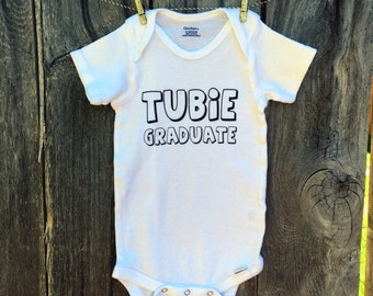 Boy's Tubie Graduate shirt, Tubie shirt for boy, feeding tube graduate shirt, tubie shirt for girl