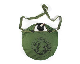 Vintage Official Trail Canteen - Taiwan