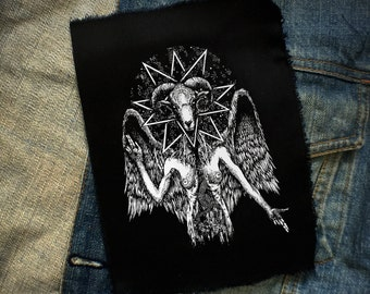 Baphomet  Patch | Patches | Punk Patches