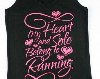 Heart and Sole Bamboo Tank