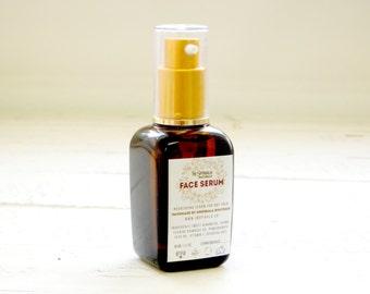 natural serum, facial serum, goji berry serum, anti aging serum, handmade serum, super food facial serum, natural serum Organic facial serum