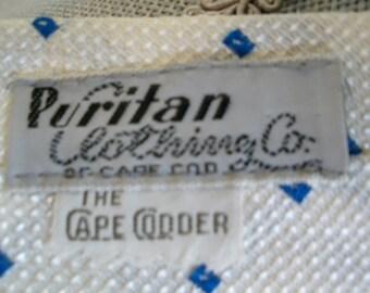 Puritan Clothing Co. Necktie With Original Box
