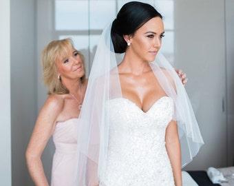 Teardrop Stud Earrrings, Cubic Zirconia Wedding Earrings, Bridal Earrings, Bridesmaid Earrings, Cluster Wedding Earrings, Wedding Jewelry