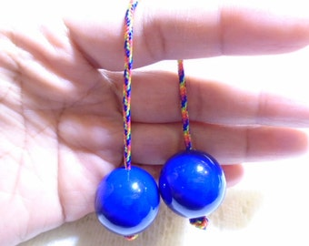 Begleri, Navy Begleri, Begleri beads, Choose your cord color