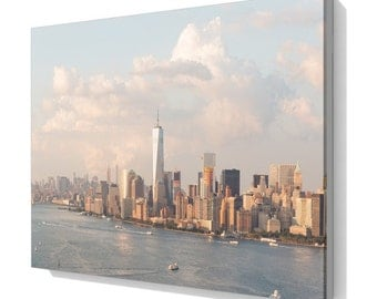 New York skyline Canvas print, wall art ca001