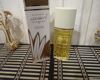 Azzaro 9 Azzaro for Men 50ml. EDT Vintage