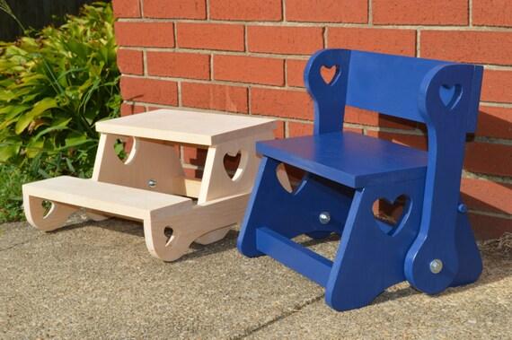 Like this item? & Child Step Stool Bench / Solid Wood Step Stool / Kidu0027s islam-shia.org