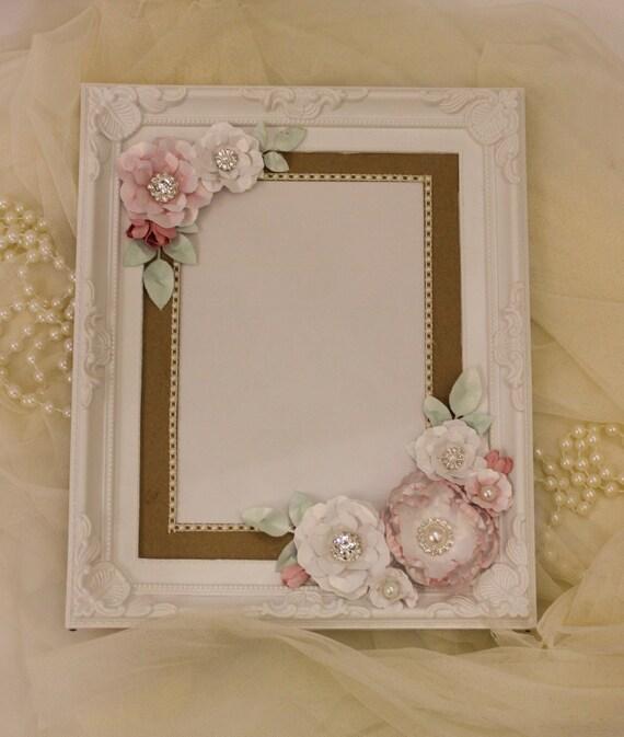 Wedding Sign, photo frame, friend gift, shabby chic, vintage wedding ...