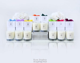 Set of 8 Candles