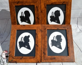 Ghostbusters Silhouette Picture's