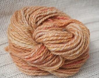 Seashell Alpaca Handspun Yarn