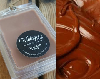 Hot Chocolate Fudge Soy Wax Melts