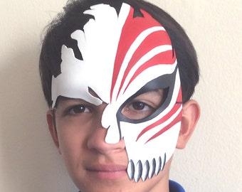 "ICHIGO'S ""Hallow Mask""  just like in the Anime Cartoon."